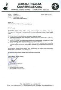 surat KPN